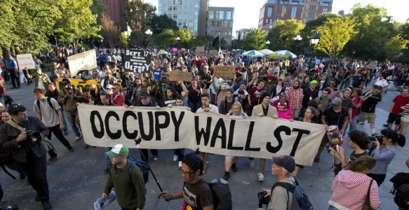 A report on Occupy Wall Street (OWS) Forum on the commons